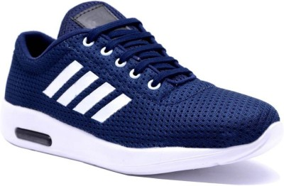 Aadi Blue Mesh Outdoor Casual Shoes Walking Shoes For Men(Blue)