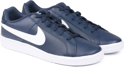 Nike COURT ROYALE Sneakers For Men(Navy) 1