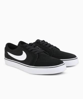 Nike SB SATIRE II Sneakers For Men(Black) 1