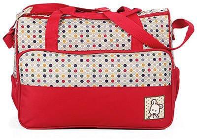 Continental 5pcs/set Baby Diaper Diaper bag(Multiicolor)