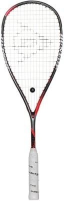 Dunlop HYPER-FIBRE+REVELATION-D1SR773286 Multicolor Strung Squash Racquet(Pack of: 1, 140 g)