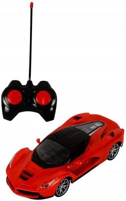 My Unique Hub Remote Control Car Toy(Red)
