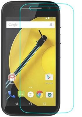 VYANK CASE Tempered Glass Guard for Motorola Moto E (2nd Gen) 3G
