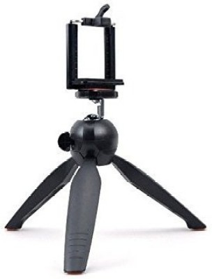Wonder World ™ X-52 GOPRO 7 Inch Mobile Tripod Mobile Attachment Tripod(Dense Brown, Supports Up to 1751 g)