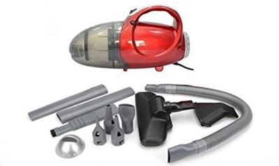 JM SELLER Blowing and Sucking Dual Purpose (JK-8) Hand-held Vacuum Cleaner Dry Vacuum Cleaner(Red)