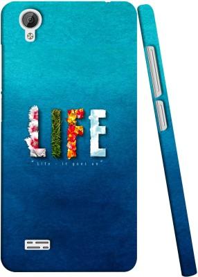 My Thing! Back Cover for Vivo Y31L(Multicolor, Plastic) Flipkart