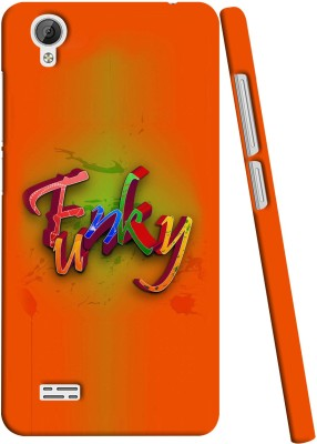 My Thing! Back Cover for Vivo Y31L(Multicolor, Plastic) Flipkart