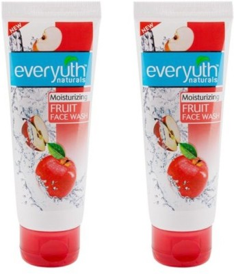 Everyuth Naturals Everyuth Naturala (Fruit Face Wash) - 150 Gm Face Wash(300 g)