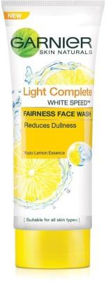 Garnier Skin Naturals, Light Complete  Face Wash(100 g)