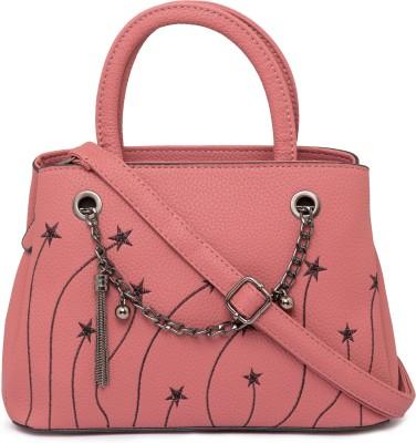 Satchel Bags Shoulder Bag(Pink)