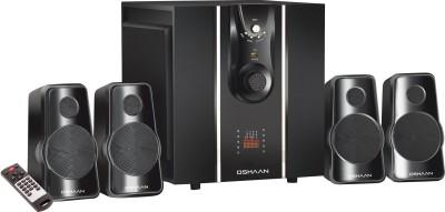 Oshaan L23 (4.1BT) 50 W Bluetooth Home Theatre(Black, 4.1 Channel)