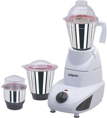 Jaipan JPWM0075 550 W Mixer Grinder(White, 3 Jars)