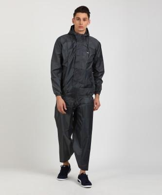 ABSURD Full Sleeve Polka Print Men Sweatshirt