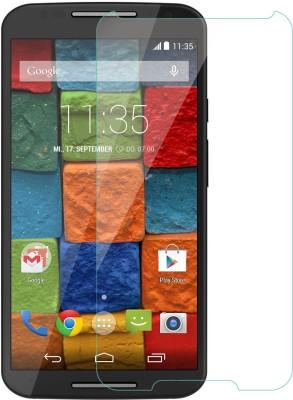 Hoko Edge To Edge Tempered Glass for Moto X (2nd Gen) Moto X XT1092 Moto X2(Pack of 1)