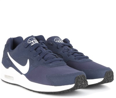 Nike AIR MAX GUILE Running Shoes For Men(Navy) 1