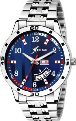 Rich Club RC 5016 Exclus Smart Analog Watch   For Men Rich Club Wrist Watches