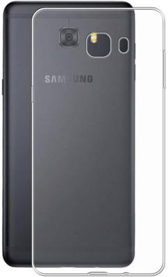 Mozette Back Cover for Samsung Galaxy J7 Max Transparent