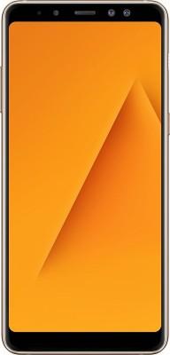 SAMSUNG Galaxy A8 Plus (Gold, 64 GB)(6 GB RAM)