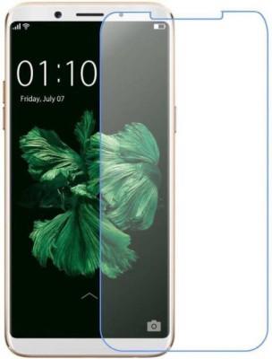 MRNKA Tempered Glass Guard for Karbonn Aura Sleek 4G(Pack of 1)