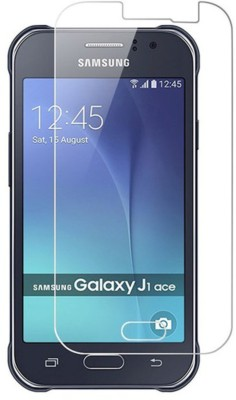 VYANK CASE Tempered Glass Guard for Samsung Galaxy J1 Ace