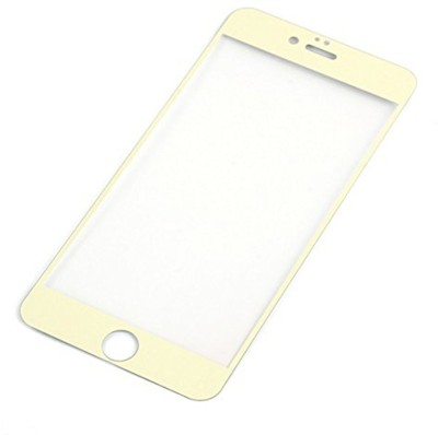 Tarkan Tempered Glass Guard for Gold Plated Front Premium 9H Shatterproof Tempered Glass Screen Protector with Dry,Wet Wipe for Samsung Galaxy Core 2 G355H