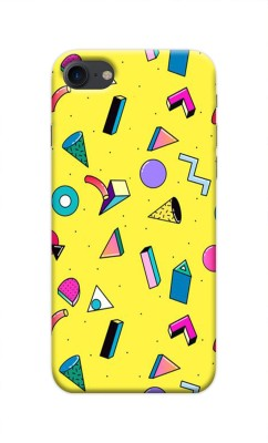 Tecozo Back Cover for Apple iPhone 7 Yellow, Waterproof