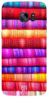 YuBingo Back Cover for Samsung Galaxy S7 Edge Multicolor, Waterproof