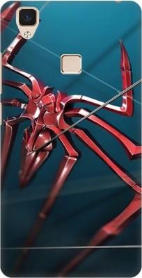 KWINE CASE Back Cover for Vivo V3
