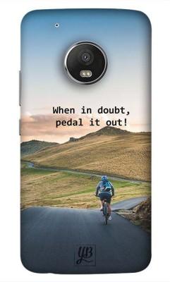 YuBingo Back Cover for Motorola Moto G5 Plus Multicolor, Waterproof