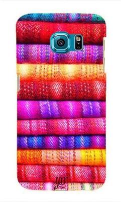 YuBingo Back Cover for Samsung Galaxy S6 Edge Multicolor, Waterproof