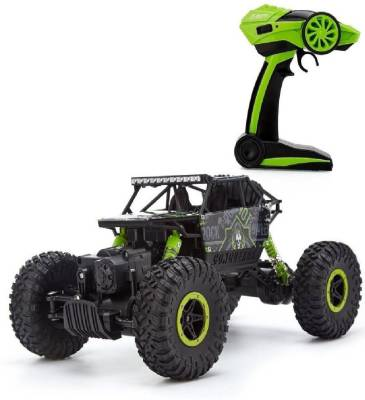 Alive R/C Rock Crawler 1:18 Radio Control Vehicle