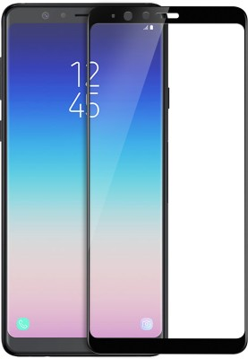 Flipkart SmartBuy Edge To Edge Tempered Glass for Samsung Galaxy A8 Star(Pack of 1)
