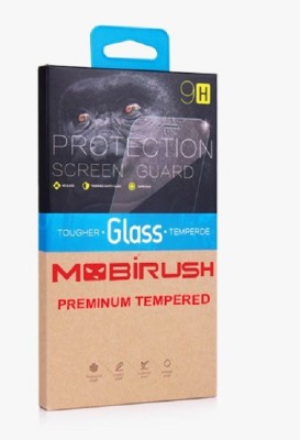 MOBIRUSH Tempered Glass Guard for Nokia Lumia 520(Pack of 1)