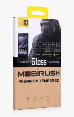 MOBIRUSH Tempered Glass Guard for Samsung Galaxy Note N7000(Pack of 1)