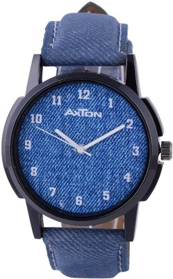 AXTON AXG-5006 Analog Blue Dial Unisex Watch Analog Watch  - For Men