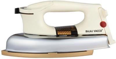 BAJAJ VACCO SKIPPER 02 M/W WHITE 230 Dry Iron(White)