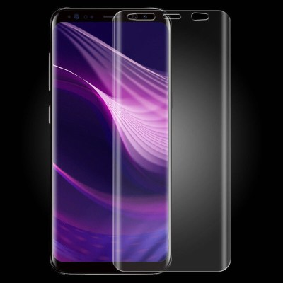 D & Y Impossible Screen Guard for DY 3D Soft TPU Film case friendly Screen Protector For Samsung Galaxy Note 8 with installation Kit(Pack of 1)