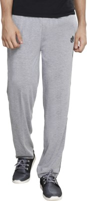 Devam Solid Men Grey Track Pants