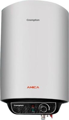 Crompton 3 L Instant Water Geyser(White, bliss 3l)