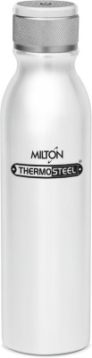 Milton Rhythm 900 Stainless Steel Bottle with Wireless Bluetooth Speaker, Silver 900 ml Bottle(Pack of 1, White)
