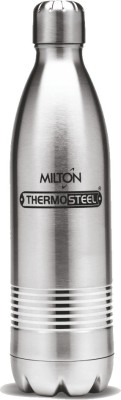 Milton Duo 1000 ml Flask(Pack of 1, Red, Black)