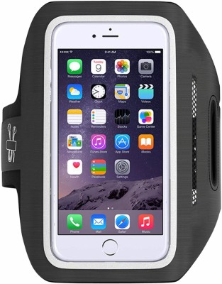 Tantra Arm Band Case for like iphone 6 plus, 6S plus, 7 plus & Samsung galaxy Edge S6, S7)(Black)