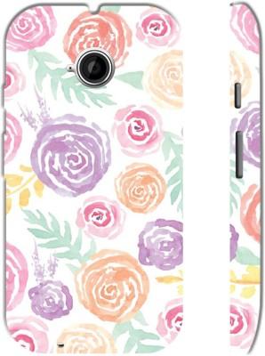 Tecozo Back Cover for Motorola Moto E (2nd Gen) 4G(Multicolor, Waterproof)