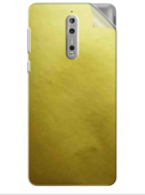 Snooky Nokia 9 Mobile Skin(Antique Golden)