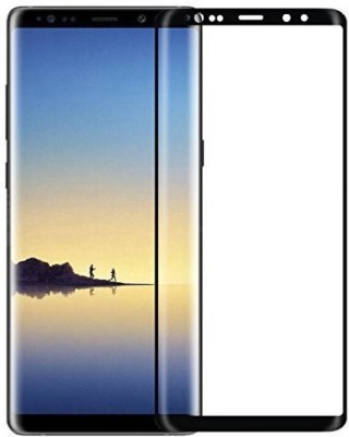 S-Softline Edge To Edge Tempered Glass for Samsung Galaxy Note 8(Pack of 1)