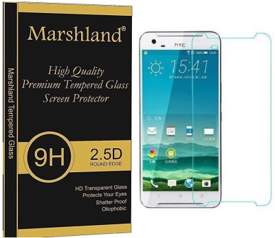 Marshland Tempered Glass Guard for HTC One X9(Pack of 1)