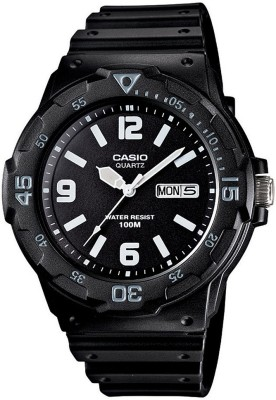 Casio A594 Youth Analog ( MRW-200H-1B2VDF ) Analog Watch  - For Men