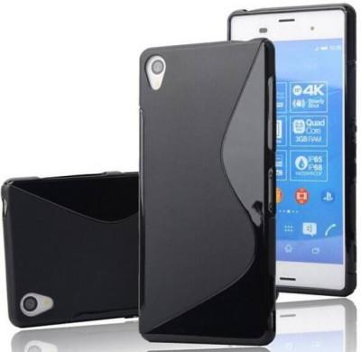 GBKS Back Cover for Sony Xperia XA1 Ultra Dual Black