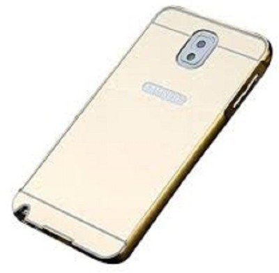 SVENMAR Back Cover for Samsung Galaxy Note 3(GOLD, Metal)
