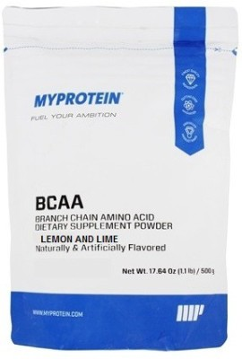 Myprotein BCAA BCAA(500 g, Lemon and Lime)